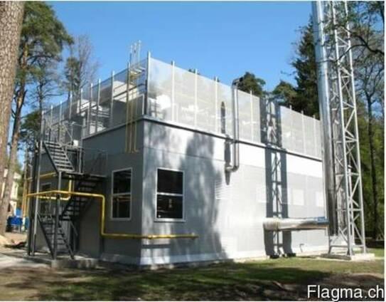 Газопоршневая электростанция SUMAB (MWM) 2000 Квт
