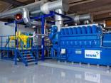 Б/У газопоршневой двигатель MWM TCG 2032 V 16, 4300 Квт - фото 1
