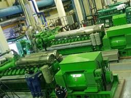 Б/У газовый двигатель Jenbacher J 620 GS-NL, 2009 г.