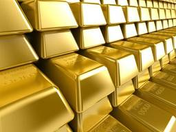 Bank gold 99.95 and 99.99 in bars