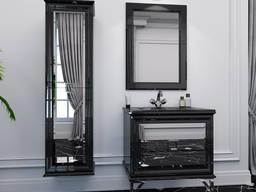 Bathroom Storage Furniture Set 3piece