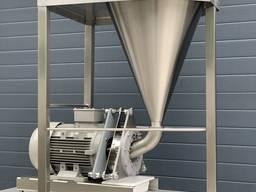 Colloid mill - peanut butter machine