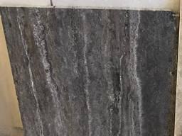 Dark Silver Travertine