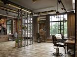 Design for office, bank, restaurant, bar, beauty salon - photo 8