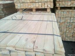 Edged pine timber - photo 1
