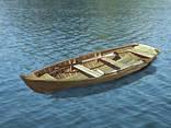 Fan-der-Flit rowboat - photo 1