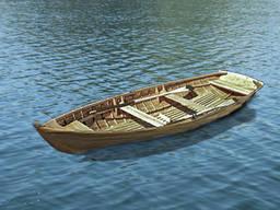 Fan-der-Flit rowboat
