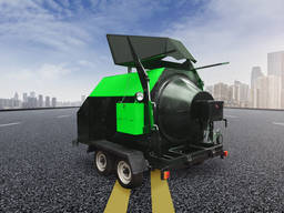 Mіnі-usine d'asphalte /Recycleur d'asphalte RА-800