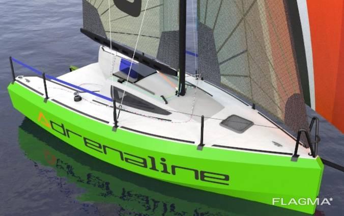 "Lion 550 ""Adrenaline"" sail boat"