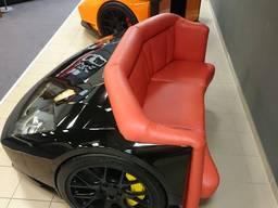 Luxury racing sofas lamborgini murcelago are designed