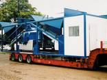 Мобильный бетонный завод Sumab F-2200 (60-80 м3/час) Швеция - фото 6