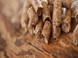 Oak pellet 6mm
