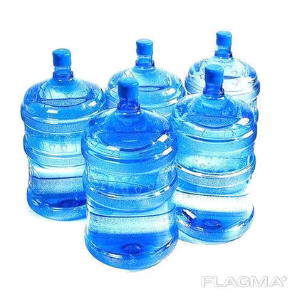 Pure drinkable water available in all quantities