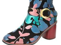 Складские остатки (сток) высококачественной кожаной обуви
