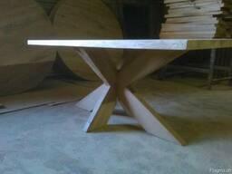 Столы обеденные дубовые - фото 1