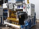 Блок машина Мобильный для производства бордюров, блоков Е12 - фото 2